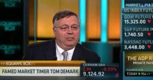 Tom DeMark on CNBC