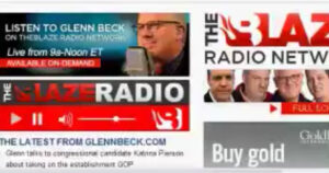 Tom DeMark on Blaze Radio