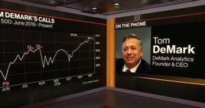 Tom DeMark on Bloomberg