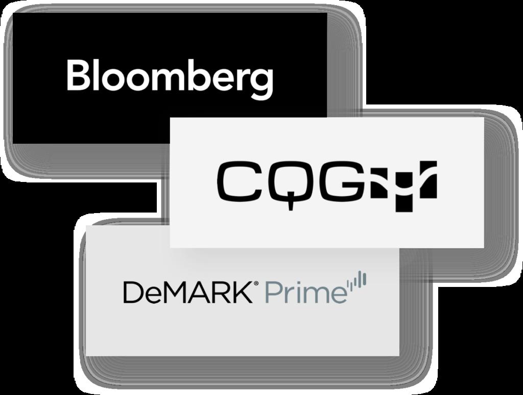 DeMARK Integrations Logos